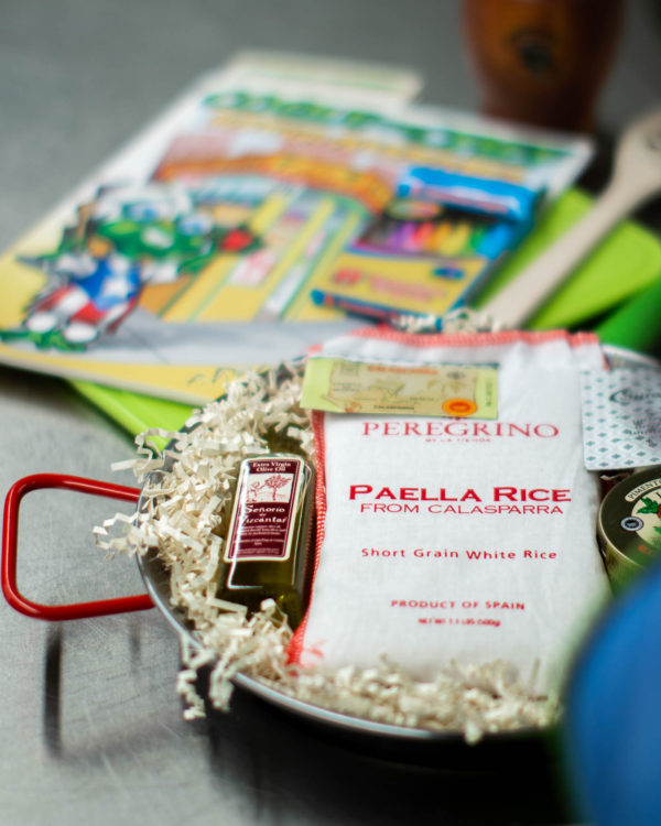 Kids Paella Cooking Kit