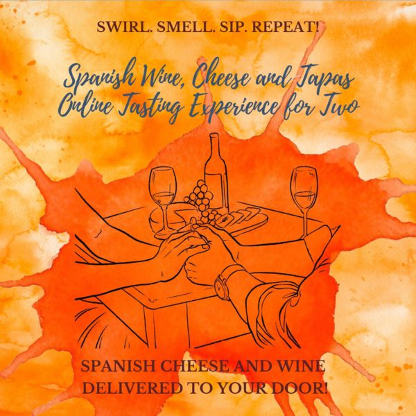 Spanish Wine and Cheese Tasting Experience