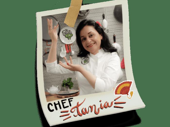 Tania Lopez Founder Coqui the Chef
