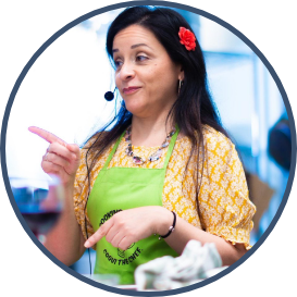 Spanish Chef Tania Lopez