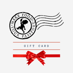 Gift Card for Cooking Class